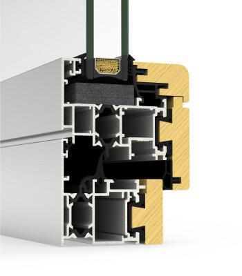 Sistema Cor Galicia Premium Alum-madera RPT